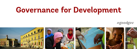 Governance for development